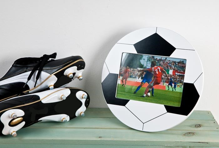 Football Shaped Photo Frame Football Gifts From