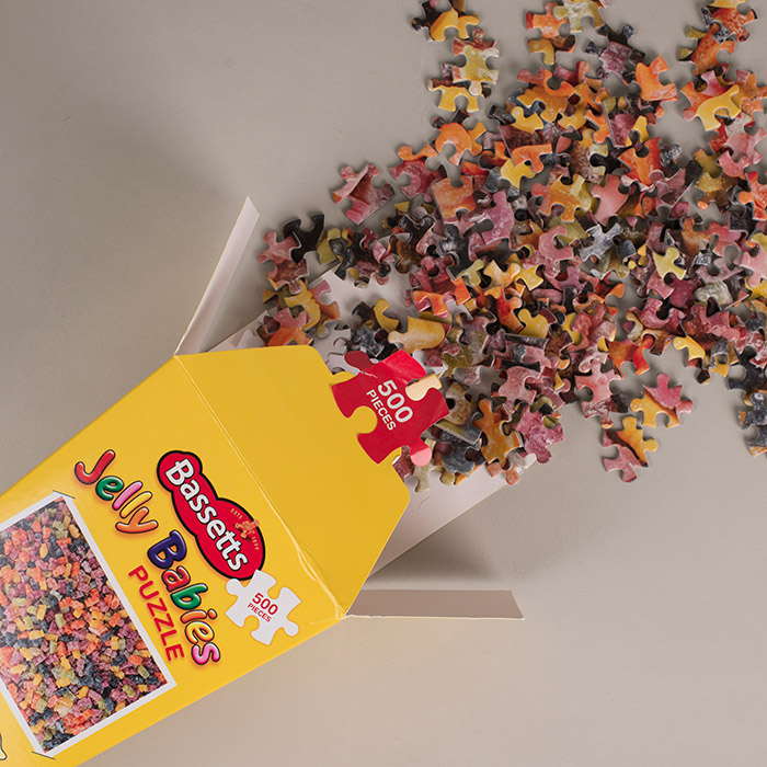 Jelly Baby Gifts Uk : Jelly babies jigsaw puzzle gettingpersonal