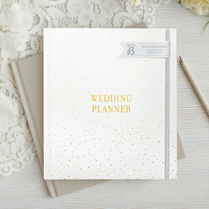 Wedding Planning Gift Set : Wedding Planner :: Wedding Gifts from GettingPersonal.co.uk