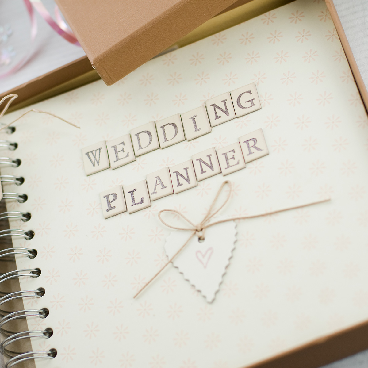 Wedding Planner Pocket Book :: Wedding Gifts From