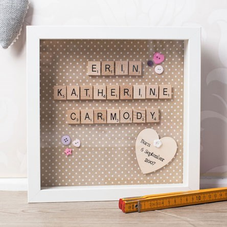 Personalised Photo Frames Gettingpersonal Co Uk