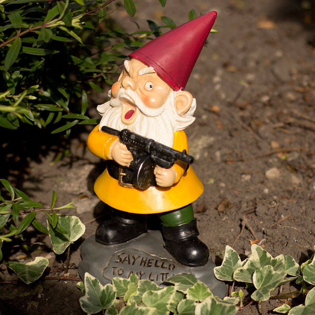 Funny Gnomes: GettingPersonal.co.uk