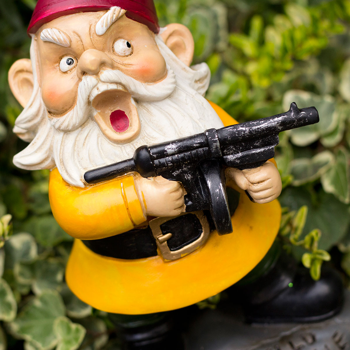 Angry Garden Gnome Gettingpersonal Co Uk