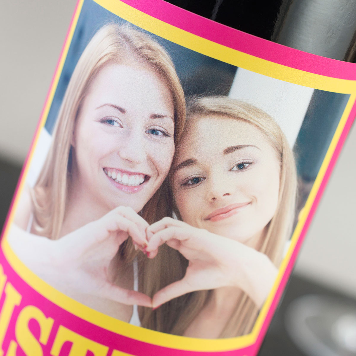 Photo Upload Wine Sisters Make The Best Friends