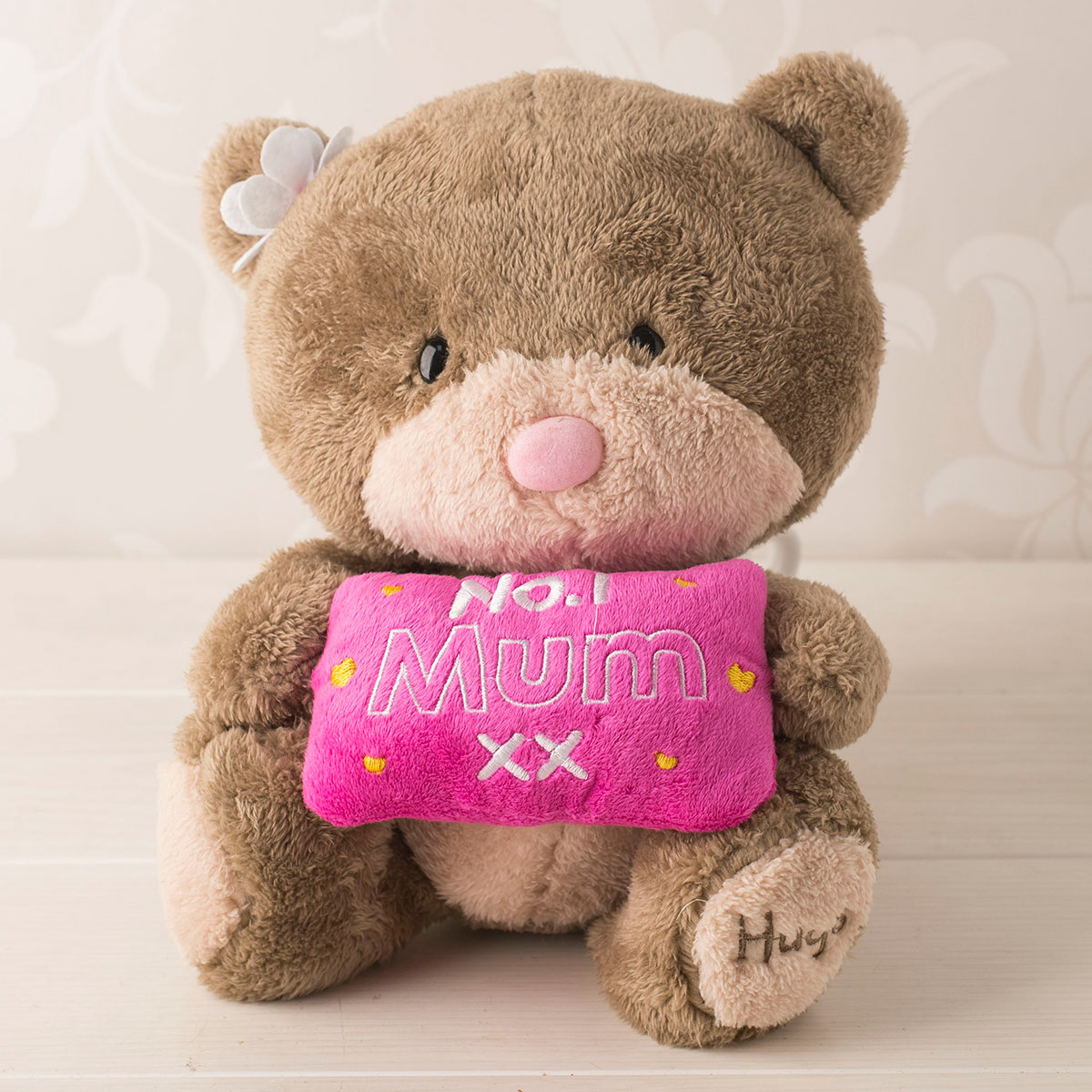 Teddy bear hug miss you
