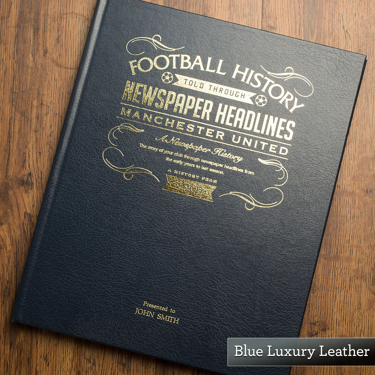 personalised soccer e-book review