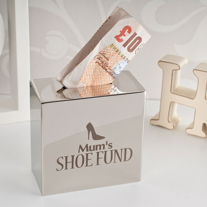 If The Shoe Fits Personalised Wine Glass