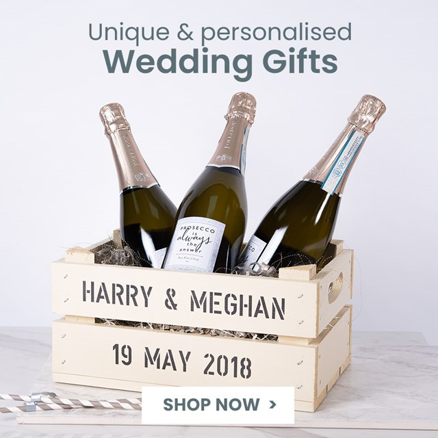 Wedding Gift Ideas Second Marriage: Personalised Wedding Gifts, Presents & Gift Ideas