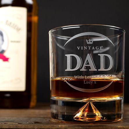 Personalised Whisky Glasses Gettingpersonal Co Uk