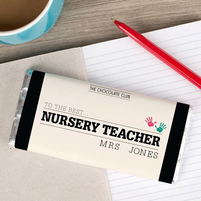 how to become a nursery teacher uk