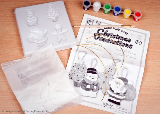 Make your own christmas decorations christmas gifts Make your own christmas bunting