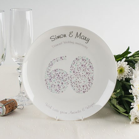 Diamond (60th) Wedding Anniversary Gifts