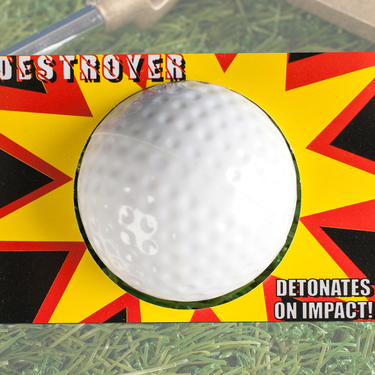 Joke Golf Balls Novelty Gifts By Getting Personal