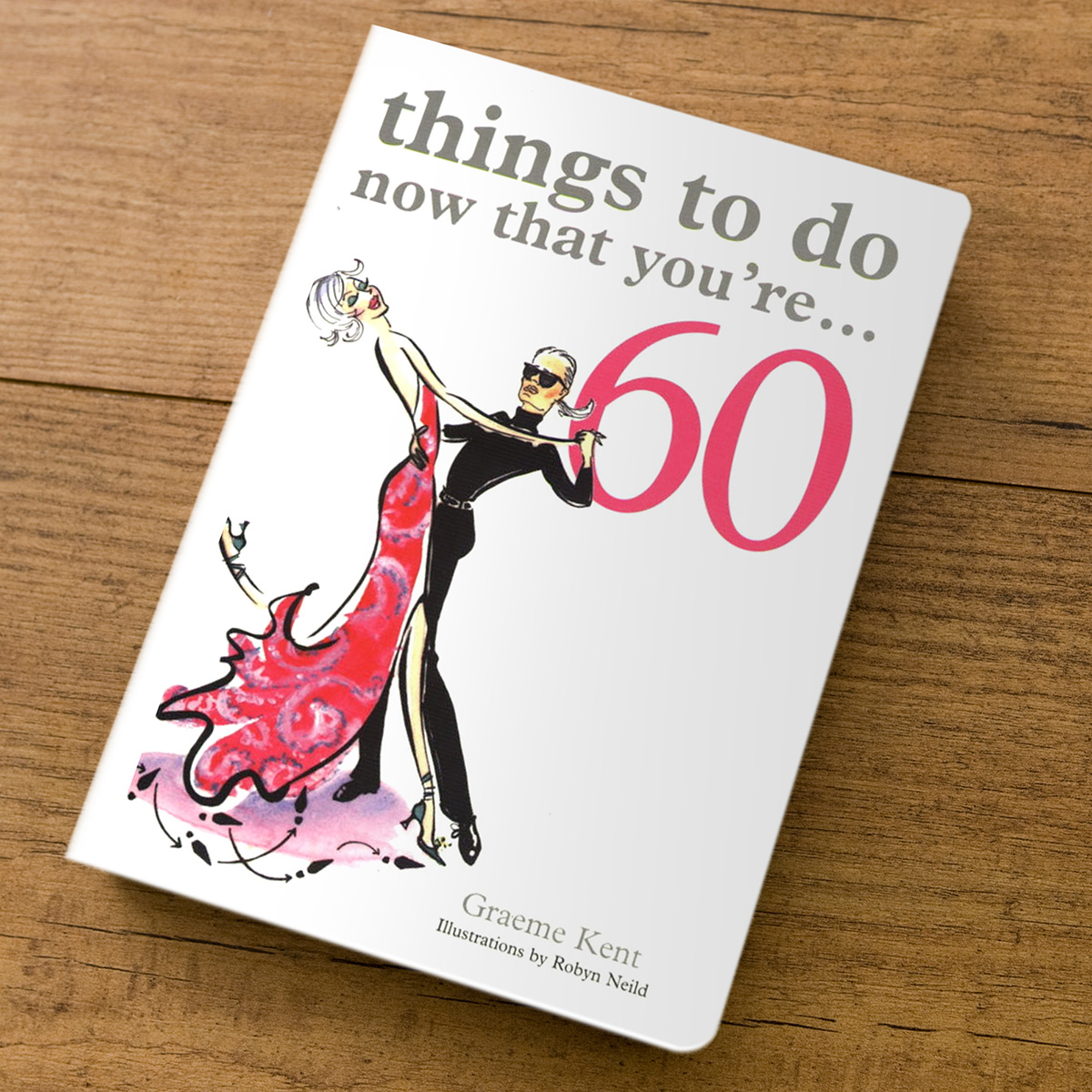 Wedding Gift Ideas For 60 Year Olds : ... re 60 - Gift Book :: 60th Birthday Gifts from GettingPersonal.co.uk