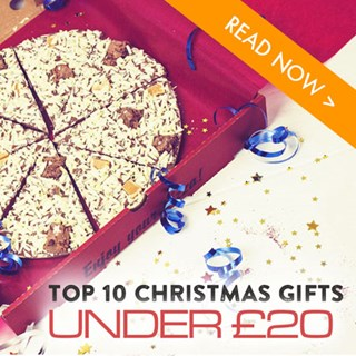 Top 10 Christmas Gifts Under £20