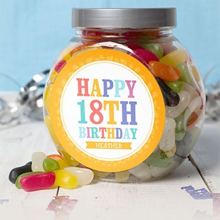 Personalised Birthday Sweets