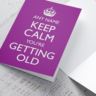 Keep Calm Cards
