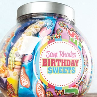 Retro Sweet Jars & Hampers