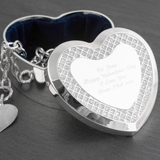 Engraved Silver Gifts
