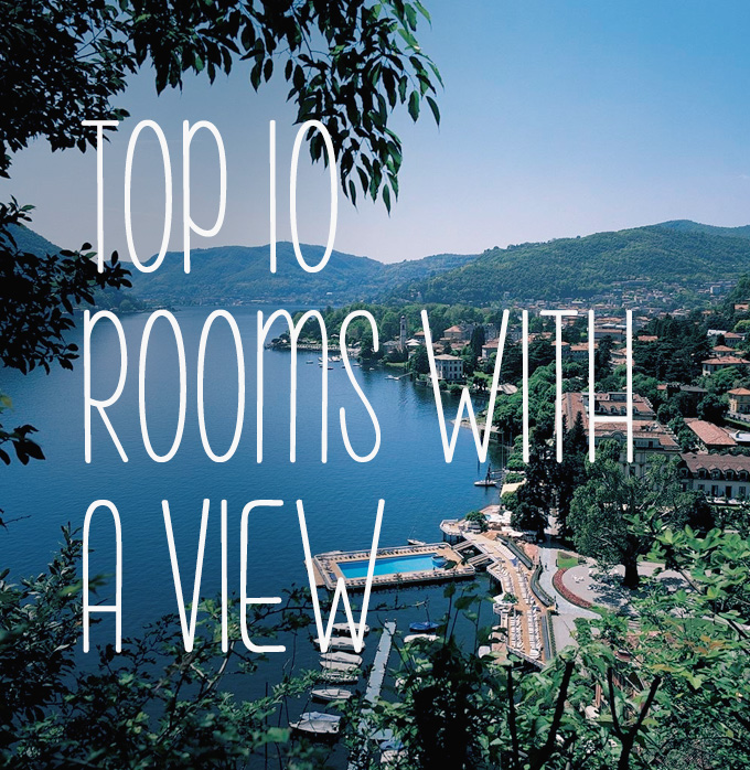 Top 10 Amazing Rooms With A View