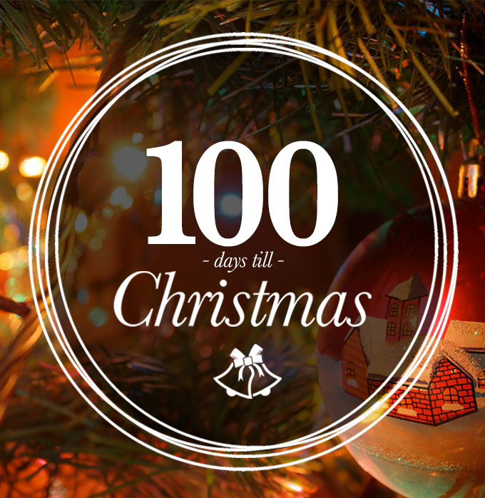 It's Only 100 Days Until Christmas