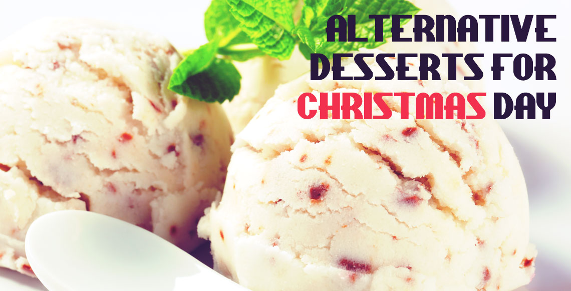 Alternative Desserts For Christmas Day