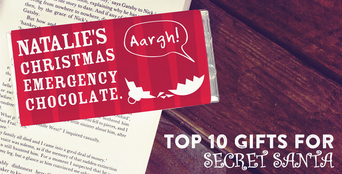 Top 10 Secret Santa Gifts