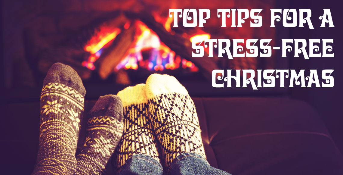 Top Tips For A Stress-Free Christmas