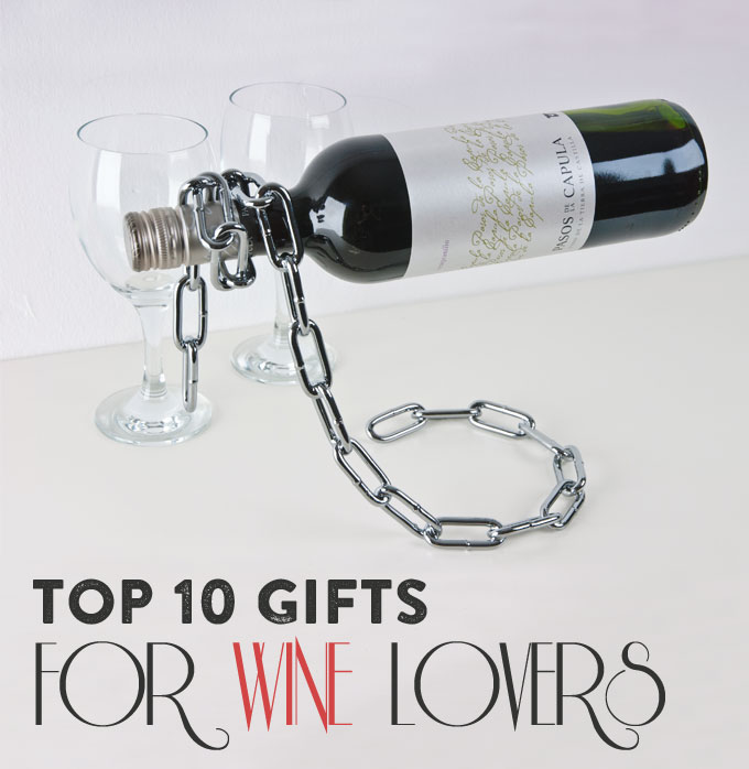 Top 10 Wine Gifts