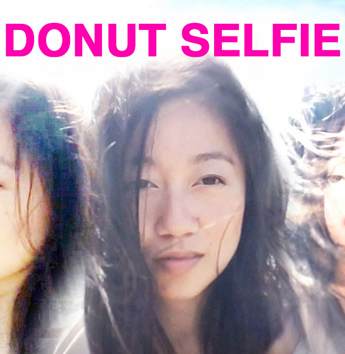 The Donut Selfie Coming To A Newsfeed Near You