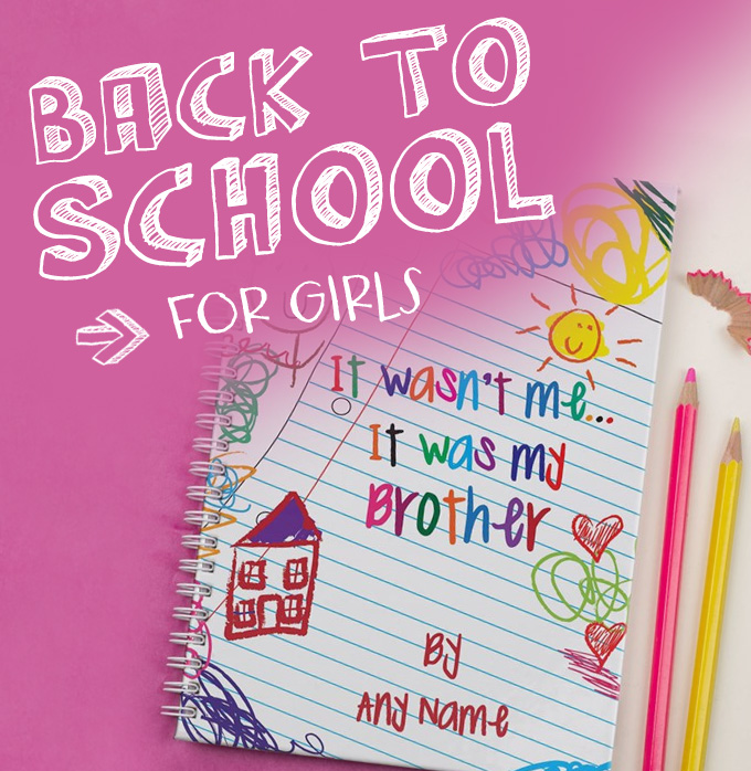 Our Term Time Must-Haves For Girls