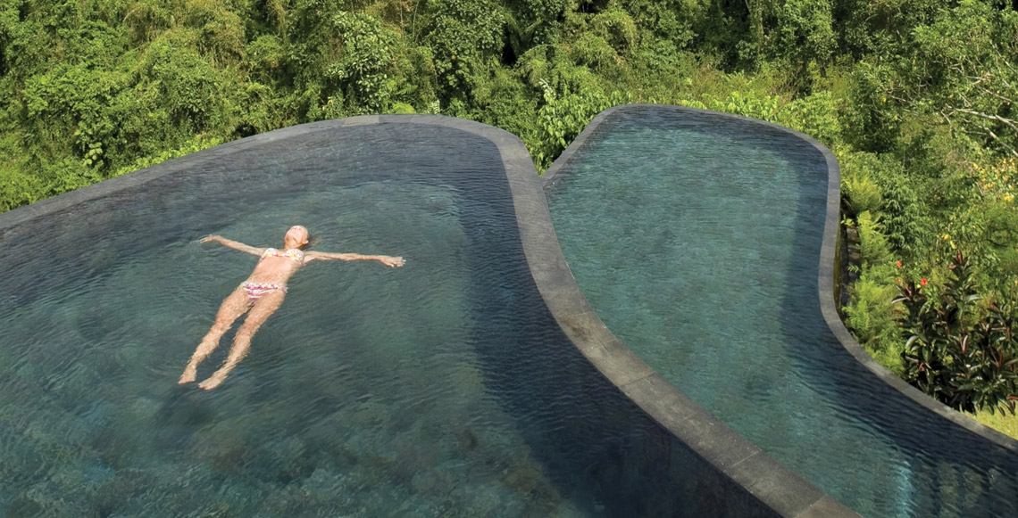 Is This The Most Epic Swimming Pool In The World?