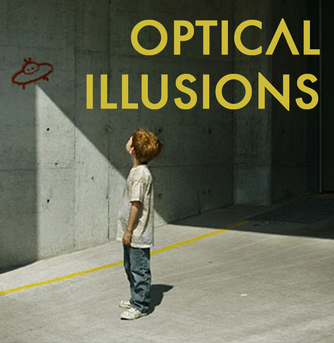 Our Top 6 Optical Illusions