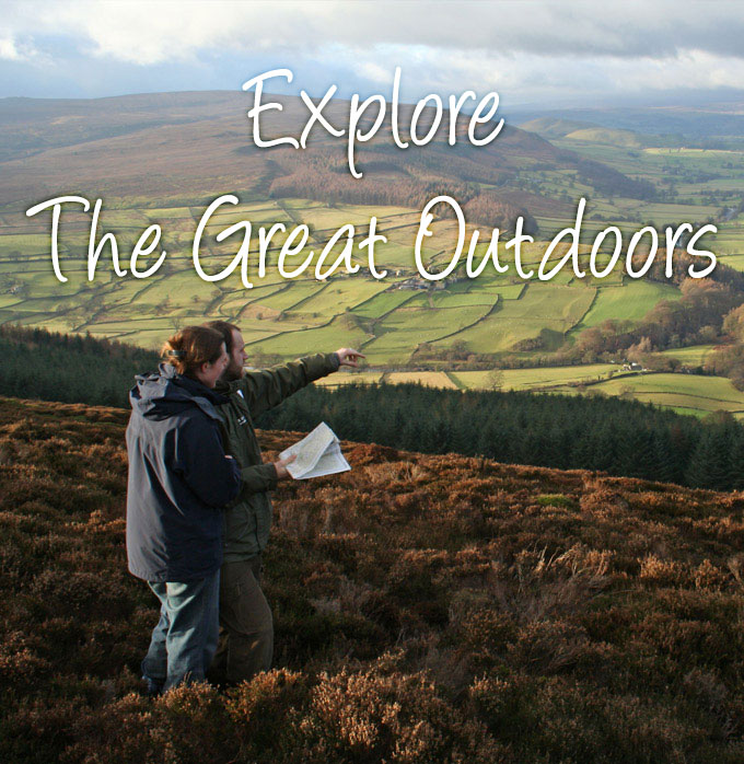 Explore The Great Outdoors: 5 Daytime Adventures