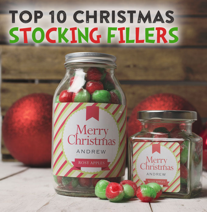 Top 10 Christmas Stocking Fillers