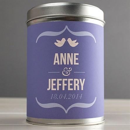 Personalised Anniversary Hot Chocolate