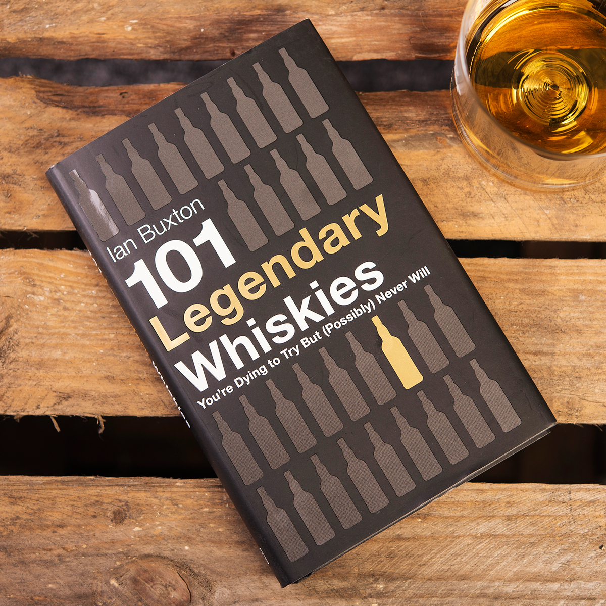 Image of 101 Legendary Whiskies Book
