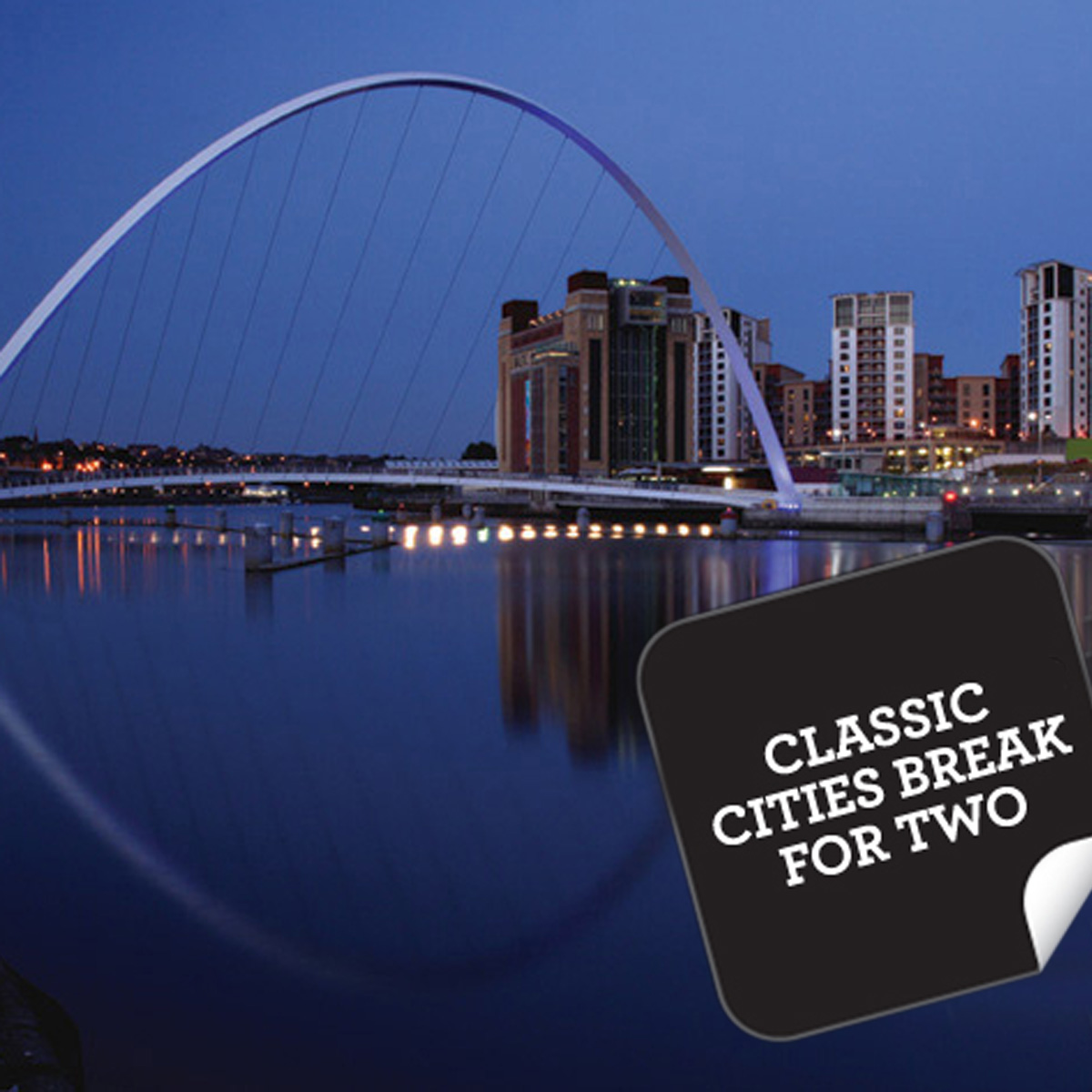 Classic Cities Break for Two