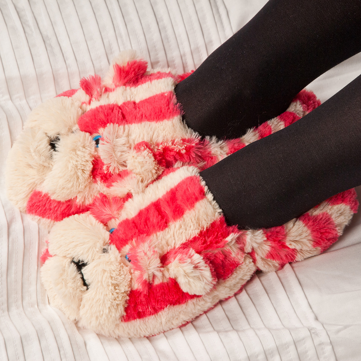 Microwavable Bagpuss Slippers
