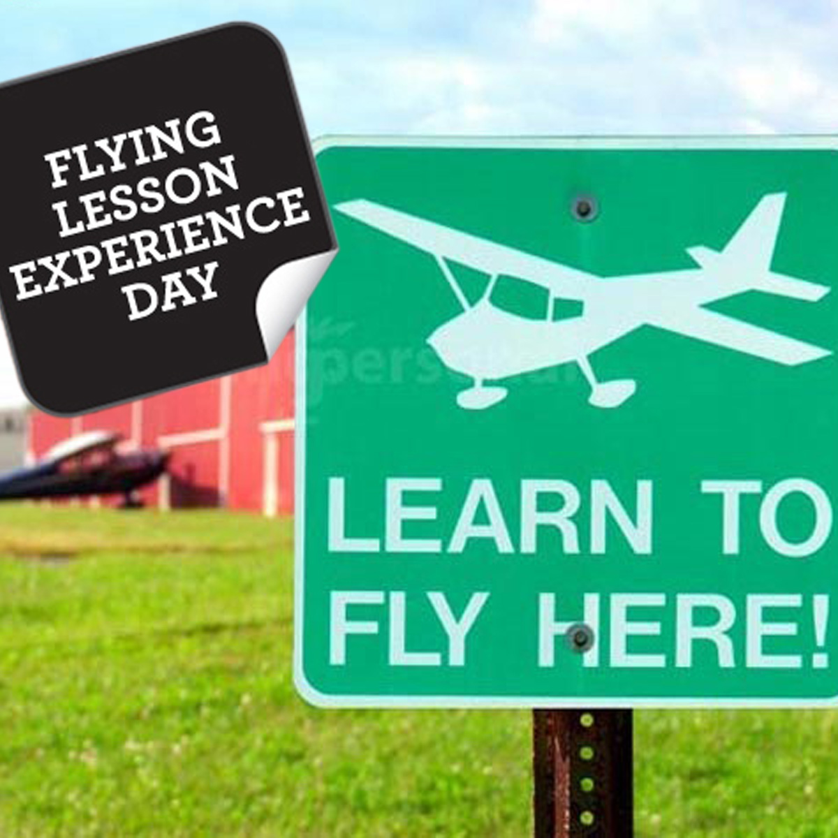 Flying Lesson Experience Day