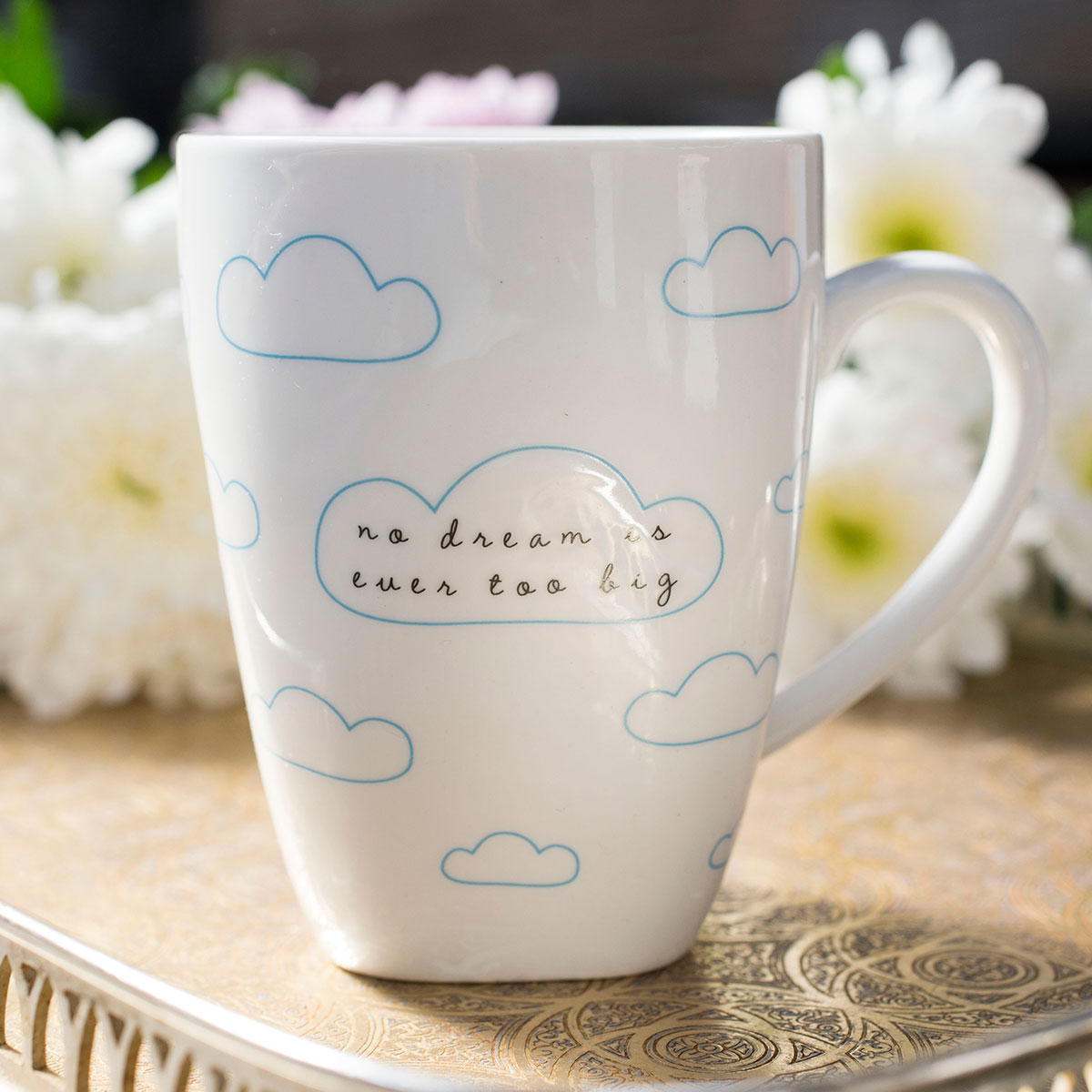Image of No Dream Is Too Big Mug