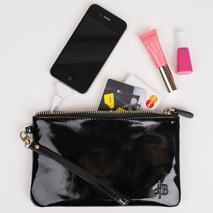 Mighty Purse Phone Charger Handbag  iPhone