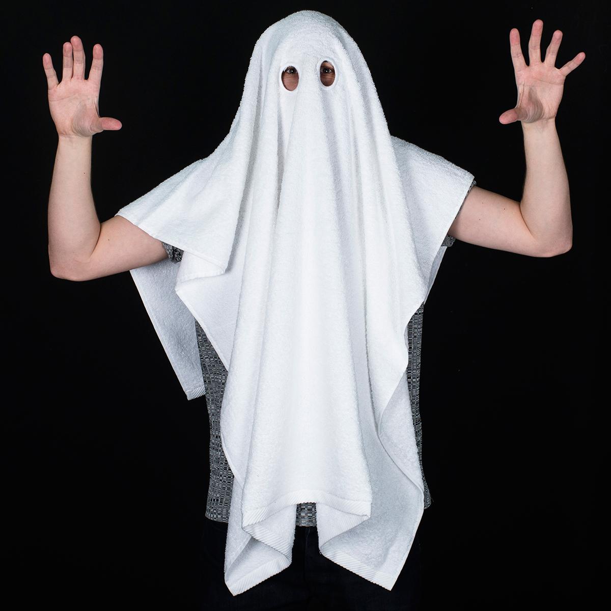 Ghost Towel