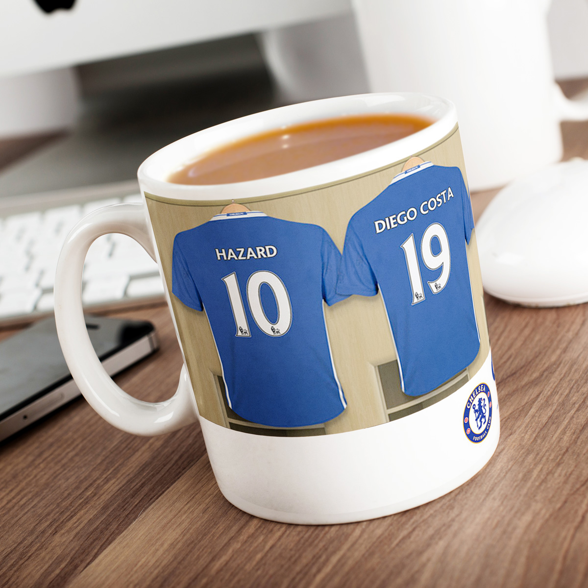 Image of Personalised Chelsea Mug