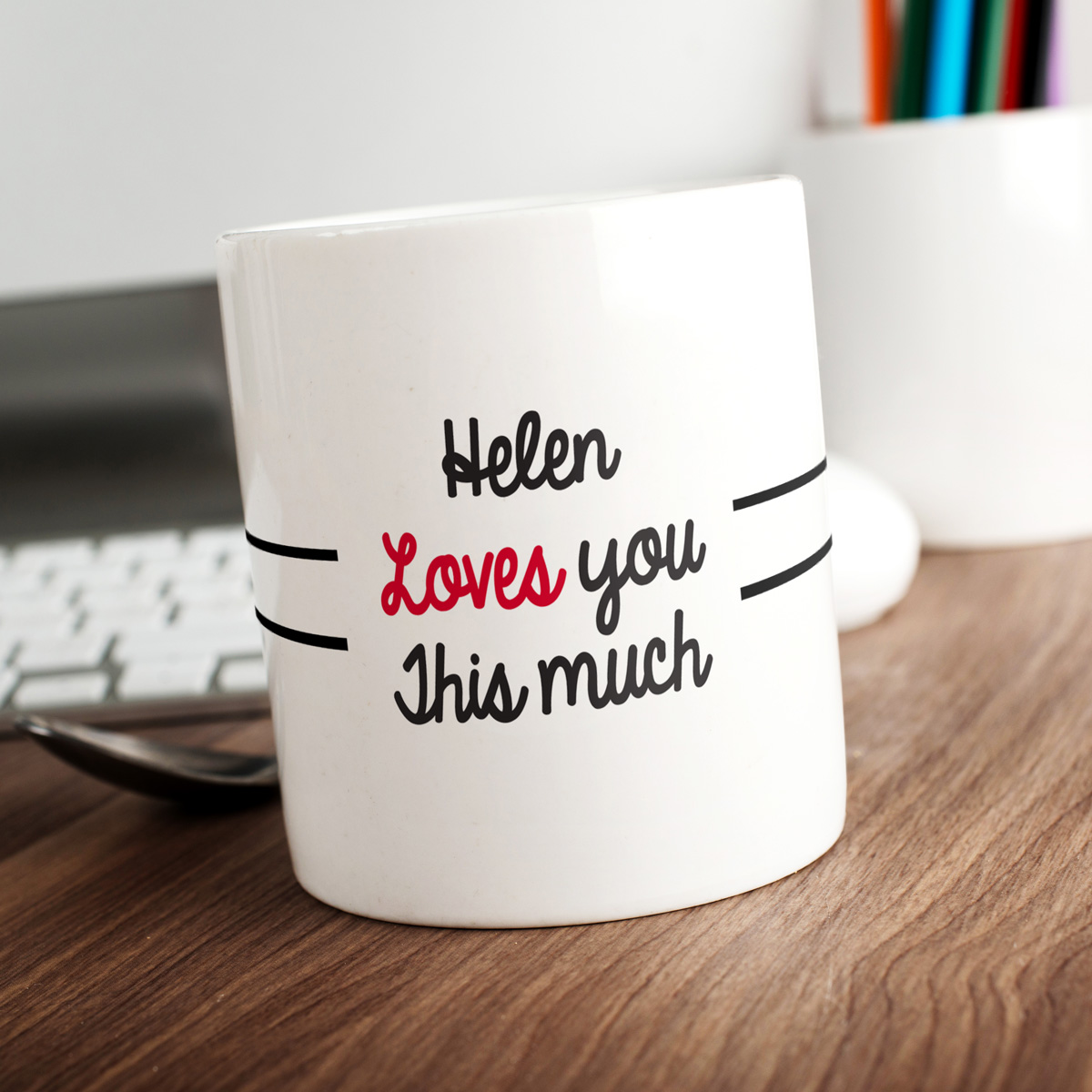 Personalised Mug  Big Hug