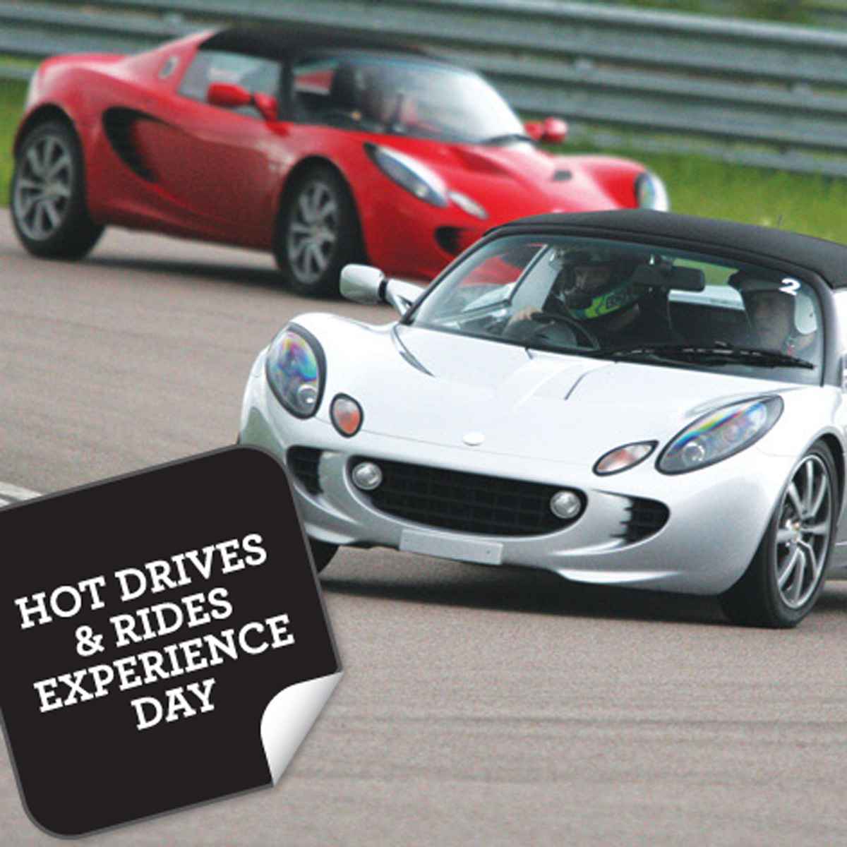 Hot Drives & Rides Experience Day