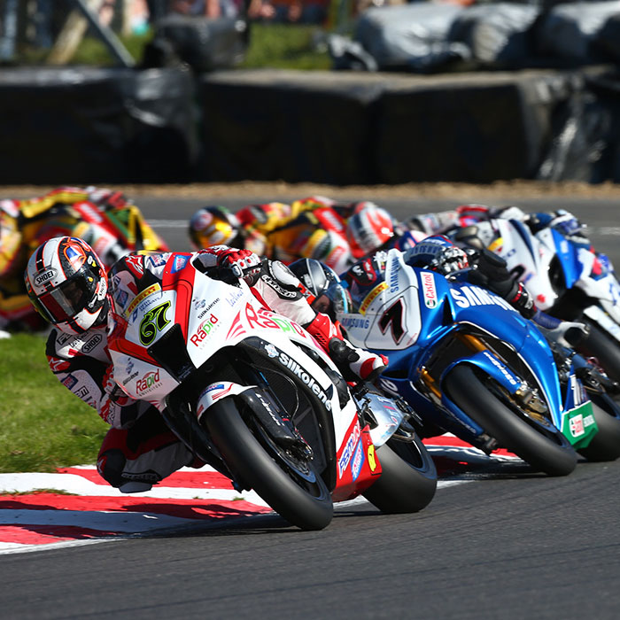 British Superbike Weekend Tickets For Two