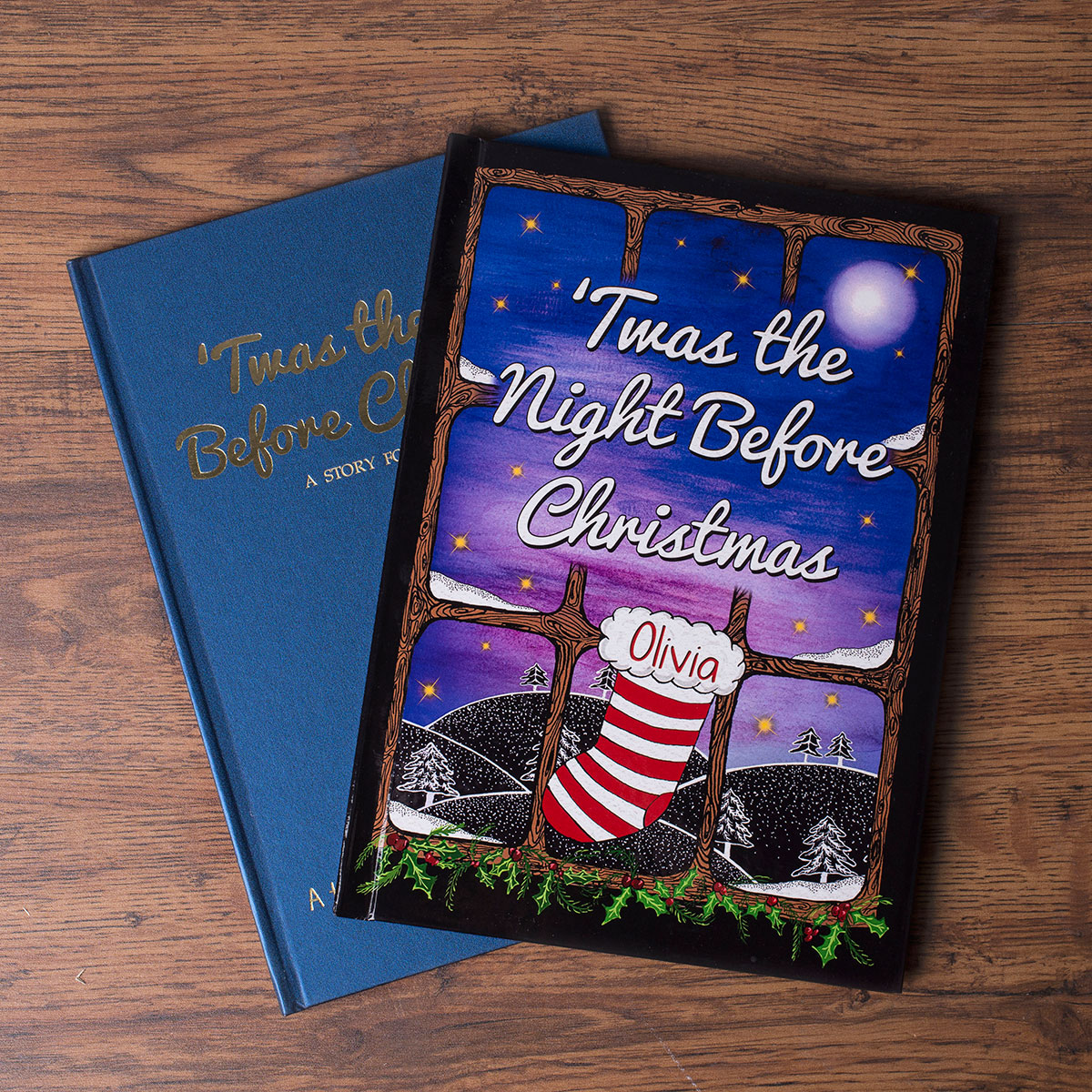 Personalised Children's Book - Twas the Night Before Christmas