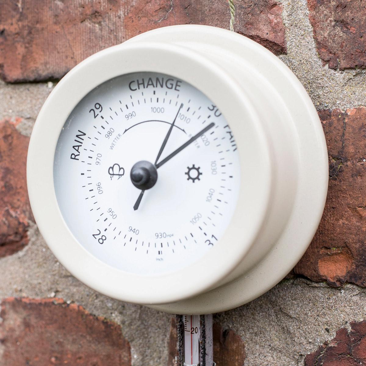 Image of Garden Barometer