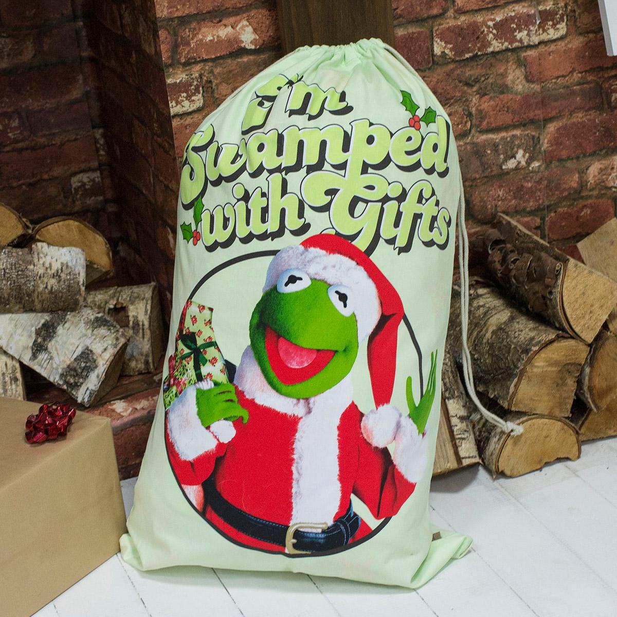 Kermit The Frog Present Sack